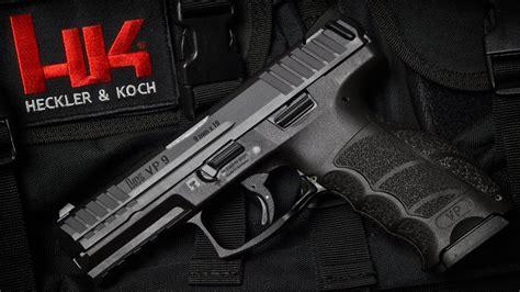 hk vp striker fired pistol youtube