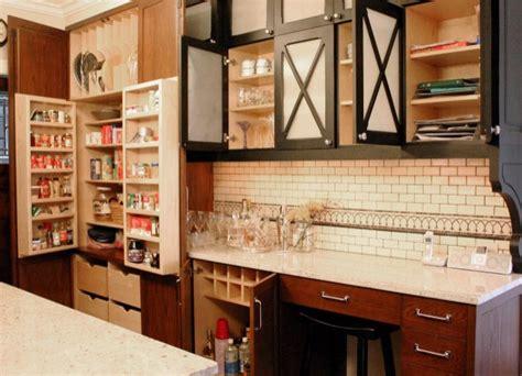 storage solutions kitchen pantry как организовать кладовую в квартире 5888