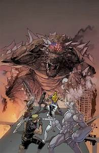 Marvel's American Kaiju Looks Eerily Similar to a Certain ...