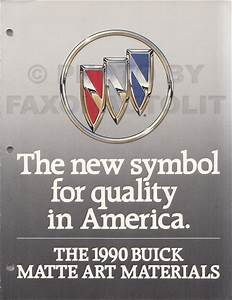 1990 Buick Riviera  U0026 Reatta Repair Shop Manual Original