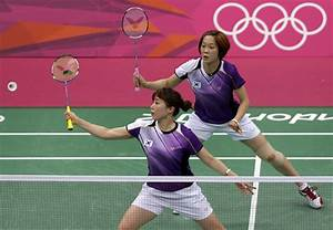 8 badminton players tossed from Olympic doubles - The Blade Badminton