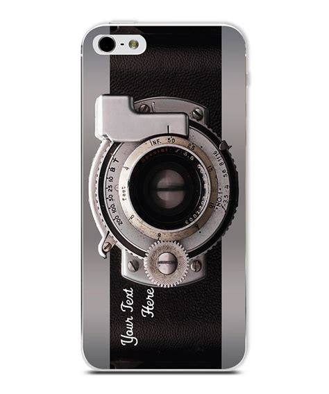 Vintage Camera Case for iPhone