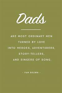 5 Inspirational Quotes for Father's Day | More Pam brown ideas