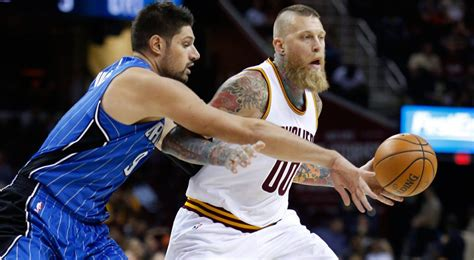 Cavs Trade Chris Andersen To Hornets, Who Release Him