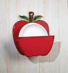 Apple Kitchen Decor Plastic Bag Holder by Apple Kitchen Decor Plastic Bag Holder