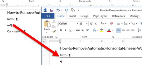 Microsoft Word Spacers by How To Remove Automatic Horizontal Lines In Word