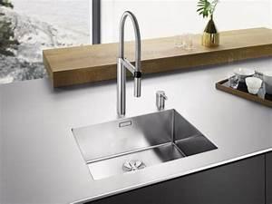 Arbeitsplatte Küche Zuschneiden Lassen : doppelt so hart blanco durinox definiert edelstahl neu ~ Michelbontemps.com Haus und Dekorationen