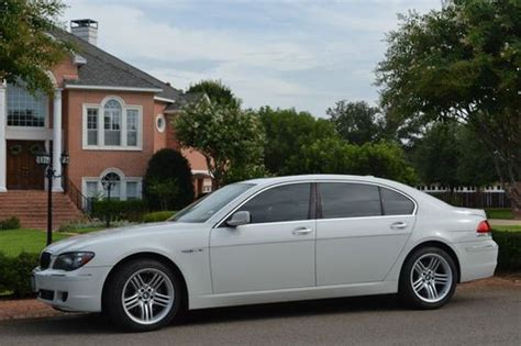 Buy Used 2006 Bmw 760li V12 Best Driving Experience!!! In