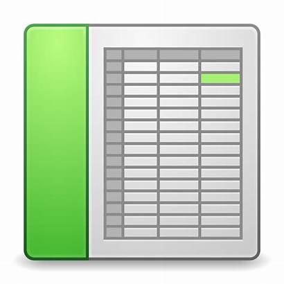 Icon Spreadsheet Office Icons Mimes Ico Meliae