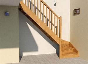 Aménagement Sous Escalier : am nagement sous escalier quart tournant ~ Preciouscoupons.com Idées de Décoration