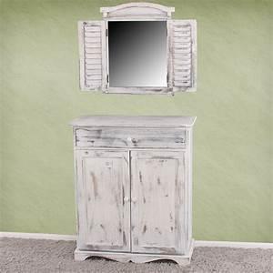 Kommode Vintage Weiß : kommode 78x66x33cm shabby look vintage weiss ~ Orissabook.com Haus und Dekorationen