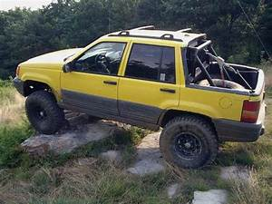Jeep Grand Cherokee 1996 Factory Service Manual