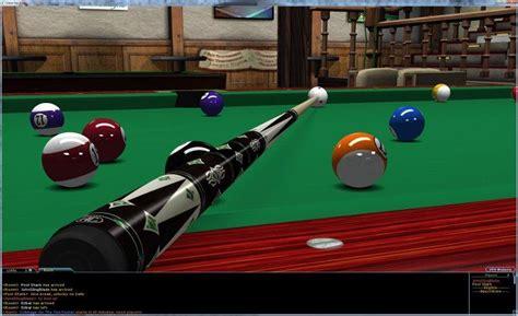 virtual pool   game