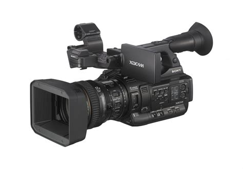 Sony's New Pxwx200 Expands Line Of Xdcam Solid State
