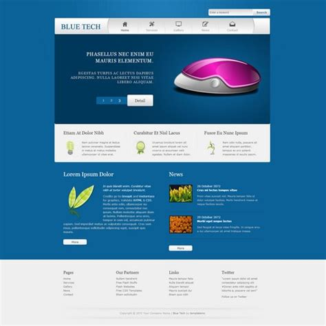 dragonfly dreamweaver template 35 plantillas dreamweaver gratis para descargar blog