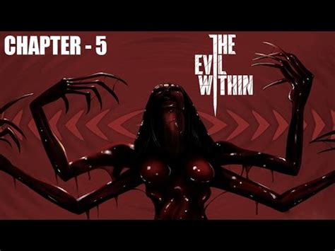 the evil within pc walkthrough gameplay chapter 5 inner recesses battle