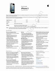 take a look at apple39s official iphone 5 and ios 6 With documents 5 apple