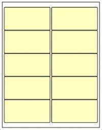 buff ivory blank 2x4 shipping labels With 2x4 colored labels
