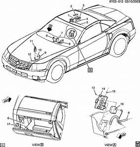 Cadillac Xlr Wiring Diagram - Wiring Diagrams Image Free