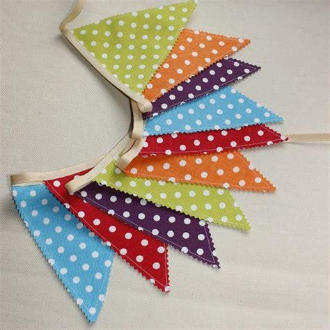 ideas  flag garland  pinterest paper