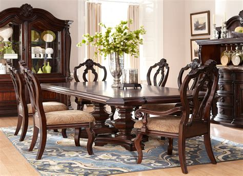 villa sonoma dining traditional other metro by havertys furniture