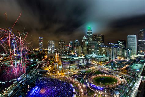 Celebrate 2017: Charlotte's top New Year's Eve parties
