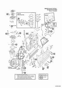 34 Paslode Framing Nailer Parts Diagram