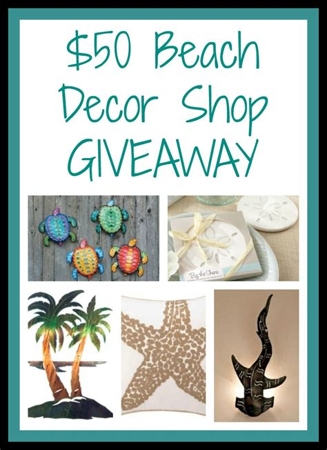 decor sweepstakes and giveaways 50 decor shop gift card giveaway