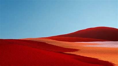 Microsoft 4k Surface Wallpapers Desert Landscape Sky