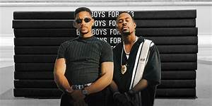Will Smith Confirms Bad Boys 3 Title As Filming Begins  Boys