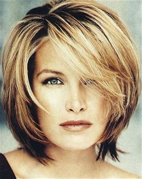 best layered bob hairstyle women over 40 women hairstyles