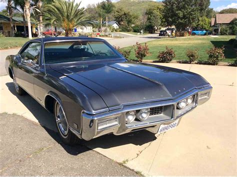 Buick Riviera 1968 by 1968 Buick Riviera For Sale Classiccars Cc 779637