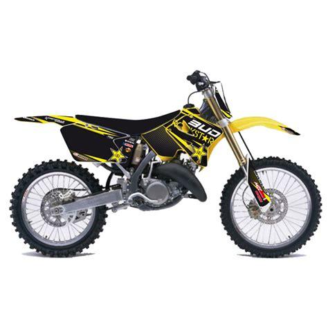 kit d 233 co complet rm rmz bud racing rockstar fx motors