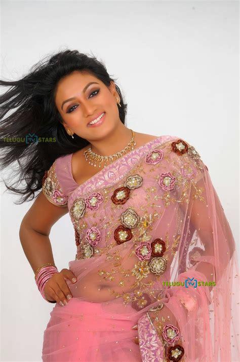 Ashmita Beautiful In Saree Stills Serial Actress Hot