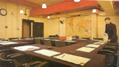 cabinet war rooms practical information