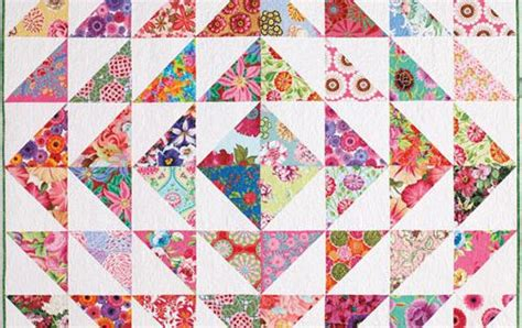 fons and porter quilting quickly beacon of quilt pattern from quilting quickly