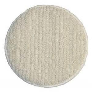 oreck 12 inch terry cloth carpet bonnet