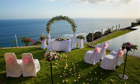 simple outside wedding ideas