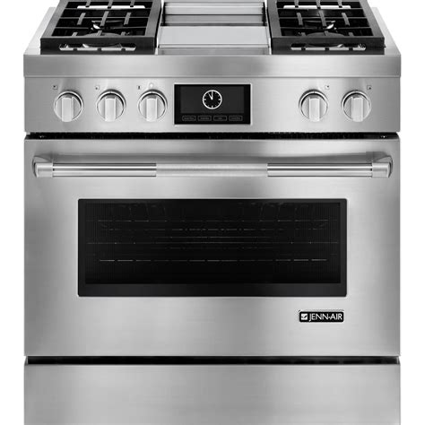 ProStyle® DualFuel Range with Griddle and MultiMode
