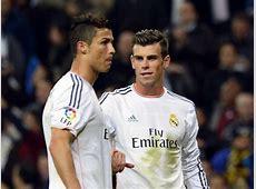 Ronaldo Backs Bale In Face Of Fans' Criticism