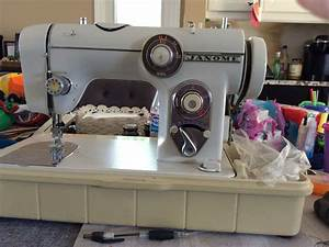 Newly Acquired Janome New Home Vintage Sewing Machine