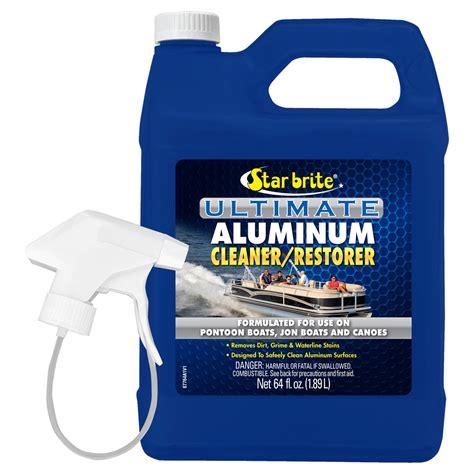star brite ultimate aluminum cleaner  spray fortnine canada