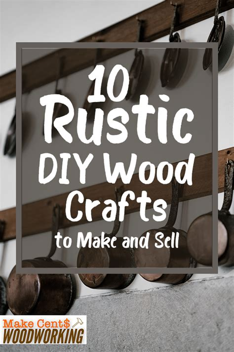 rustic diy wood crafts    sell rustic wood