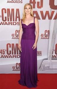Emily VanCamp Evening Dress - Emily VanCamp Looks ...