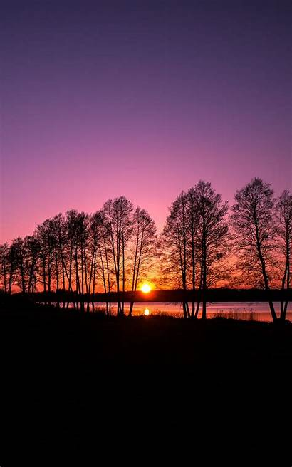 Sunset Wallpapers Landscape Nature Sunrise Zedge Rm