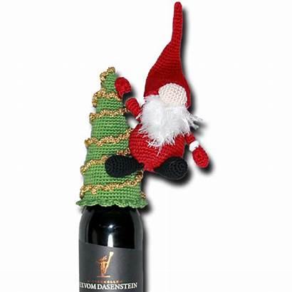 Zhaya Gnome Bottle Ravelry Pattern Crochet Patterns
