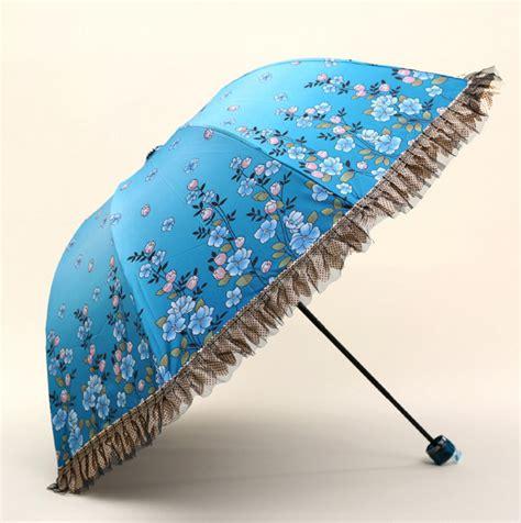 new sale vintage sweet flowers umbrella luxury