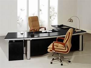Schreibtisch L Form : eckschreibtisch schwarz schreibtisch lang online kaufen ~ Whattoseeinmadrid.com Haus und Dekorationen