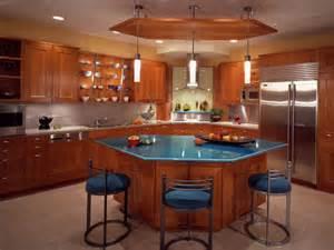 kitchen islands that seat 4 hogares frescos 30 diseños de cocina con islas añadiendo