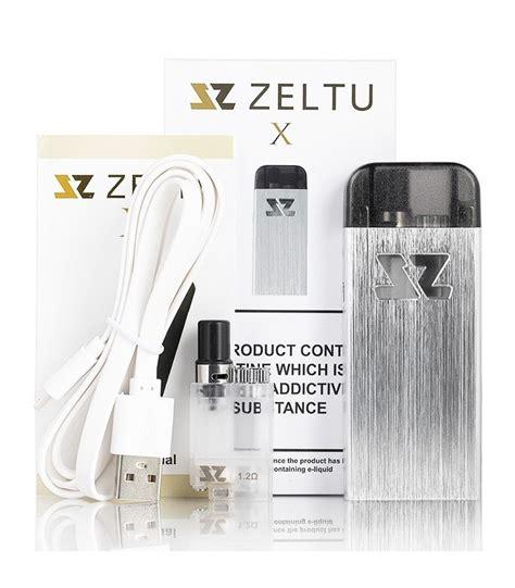 Zeltu X pod kit by Zeltu
